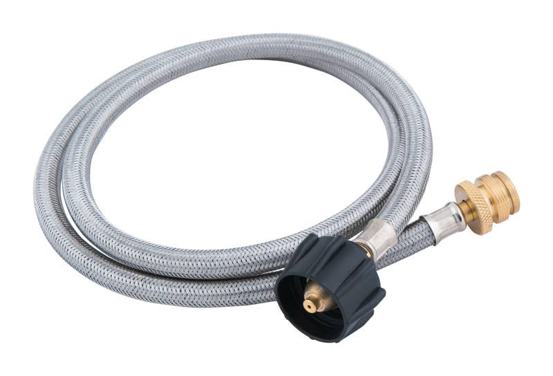 Grillmark 68004 Gas Line Hose and Adapter, 46""