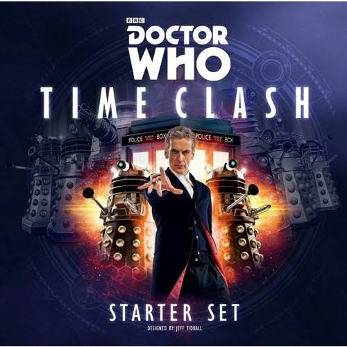 The Doctor Who Time Clash Starter Set