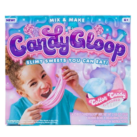 Candygloop Cotton Candy, Pink