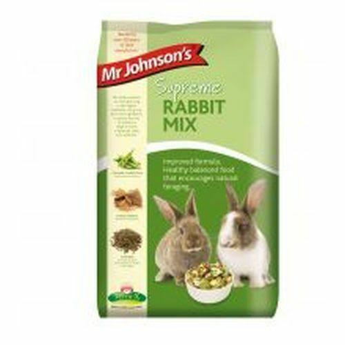 Mr Johnson's Supreme Rabbit Mix - 2.25kg