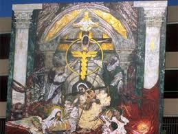 David Alfaro Siqueiros Famous Murals by Latino Heritage In Los Angeles Murals Discover Los Angeles