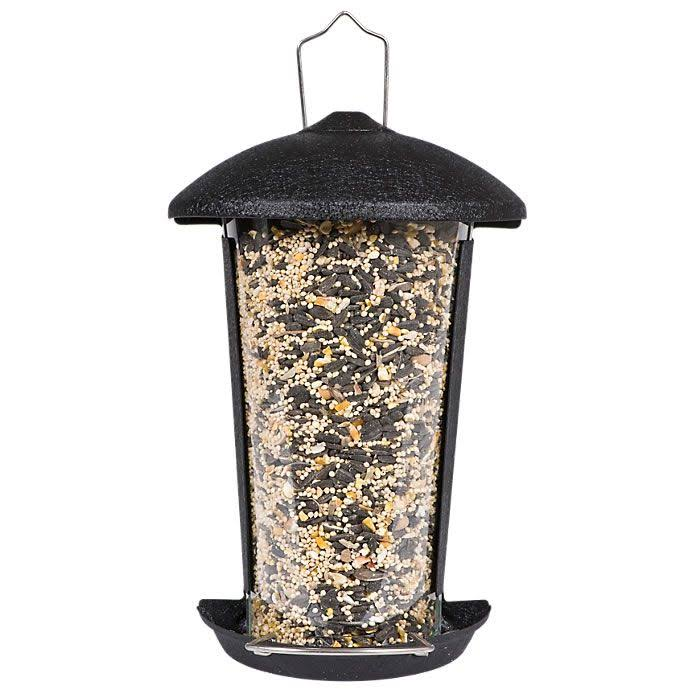 Perky Pet Wall and Post Mount Wild Bird Feeder