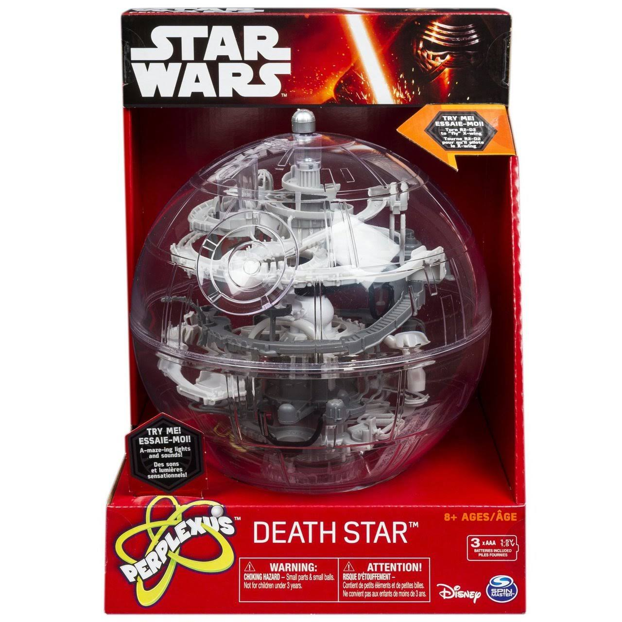Patch Products Star Wars Perplexus Death Star