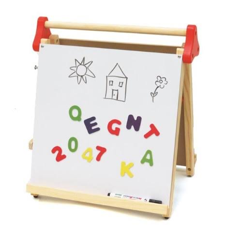Edushape 806002 4-in-1 Tabletop Easel