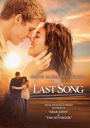 The Last Song DVD