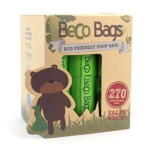 Beco Bags Degradable Poop Bags - 270pcs