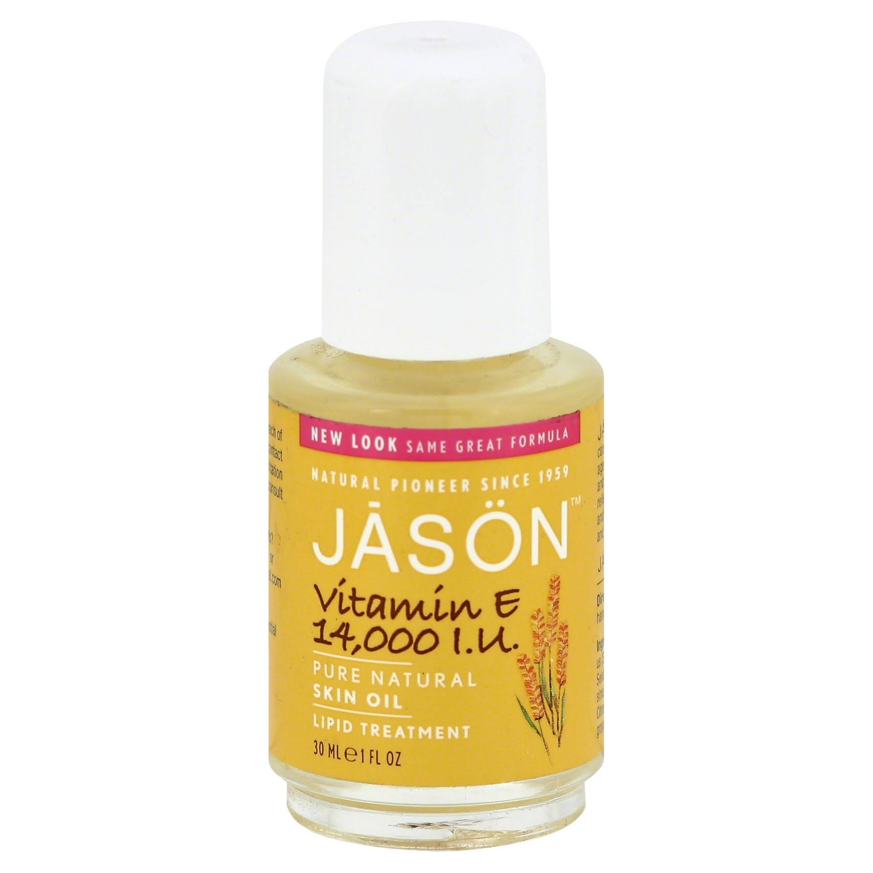 Jason Vitamin E Pure Beauty Oil - 14,000 I.U.