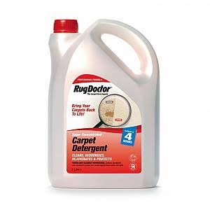 Rug Doctor Carpet Cleaner & SpotBlok - 2L
