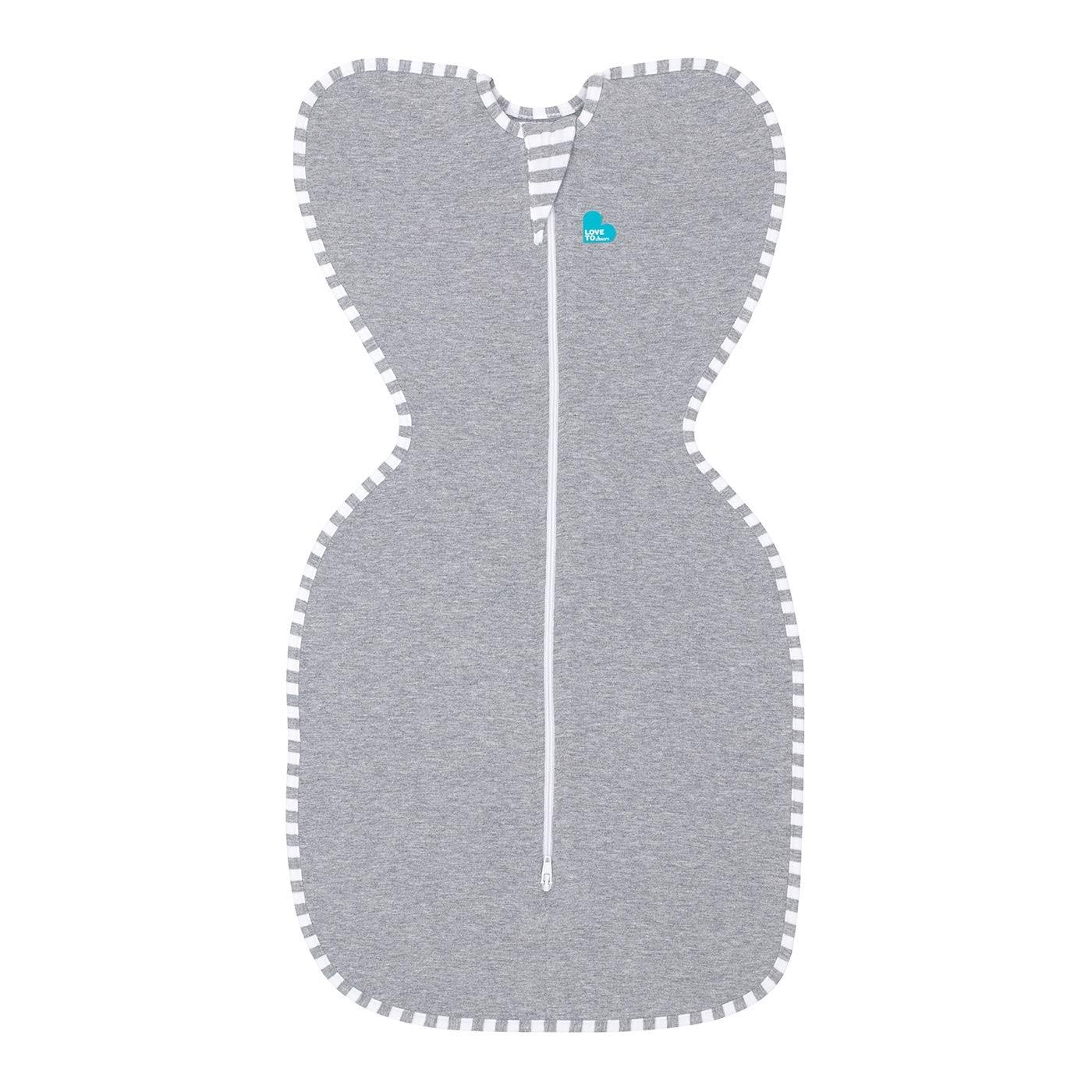 Love To Dream Swaddle UP Original Sleep Sack - Grey, X-Small