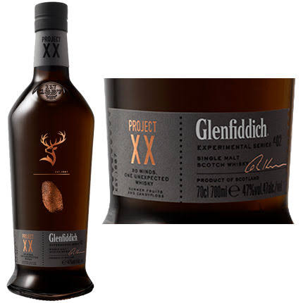 Glenfiddich Project XX Single Malt