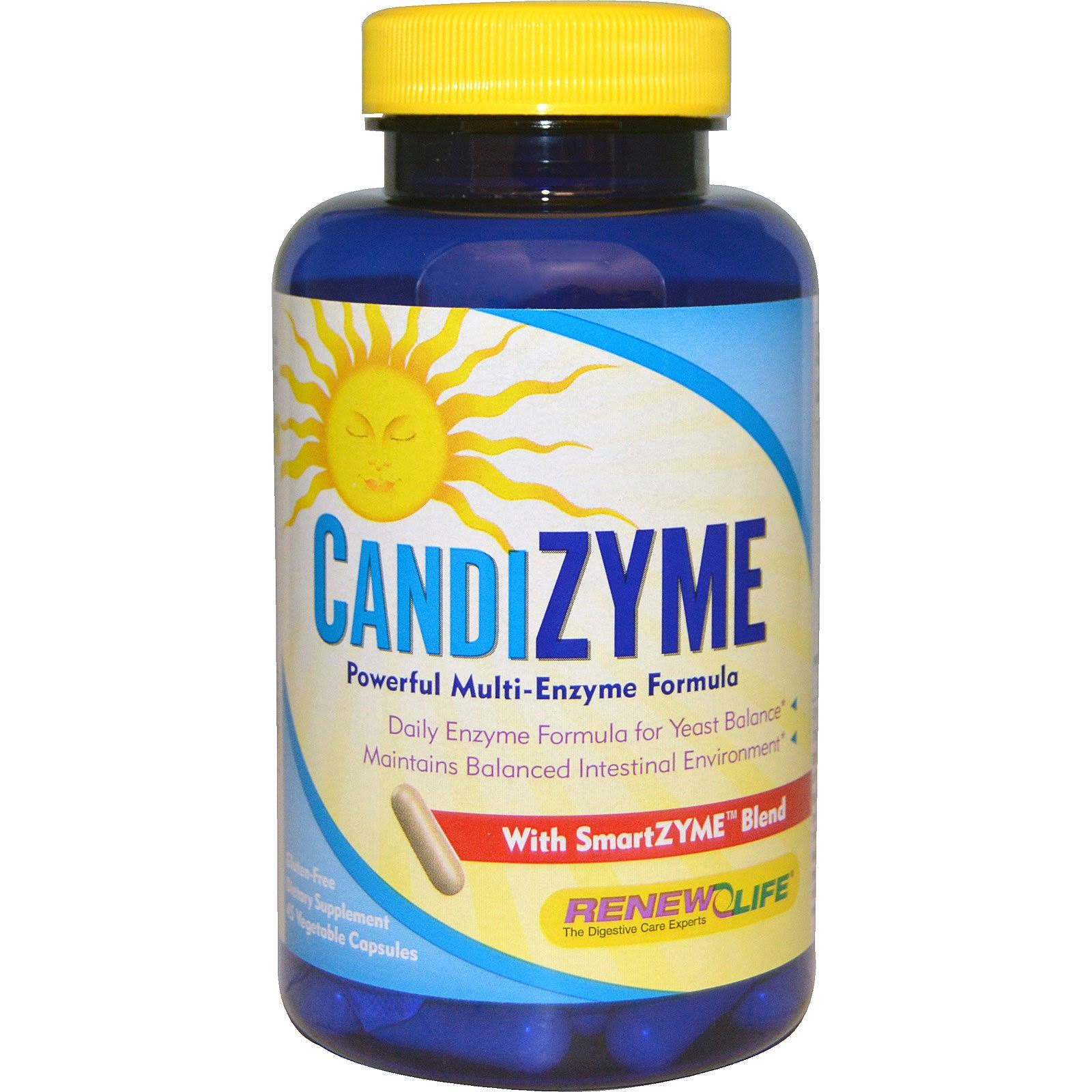 Renew Life - CandiZyme (45 Caps)