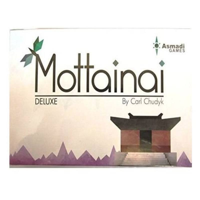 Mottaina Deluxe Card Game