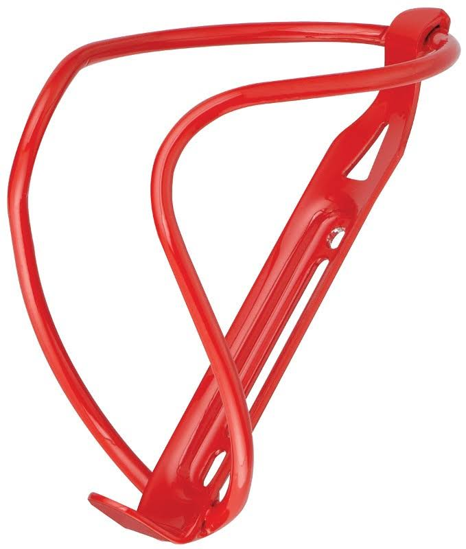 Cannondale GT-40 Aluminum Cage - Race Red