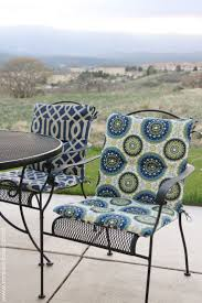 Replace Patio Sling Chair Fabric by Top 25 Best Recover Patio Cushions Ideas On Pinterest Diy