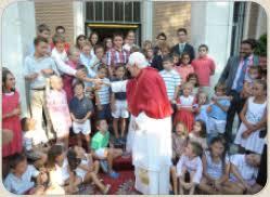 Послание Святейшего Отца Бенедикта XVI на Всемирный День Мира 1 января 2012 года