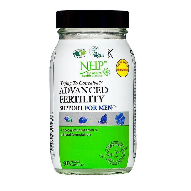 NHP for Men Advanced Fertility Support - 90ct