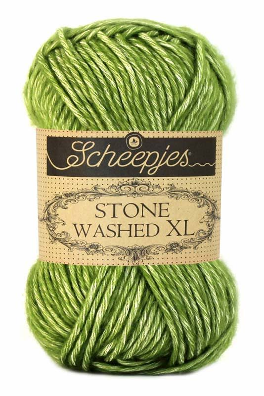 Scheepjes Stone Washed XL Yarn - 846 Canada Jade