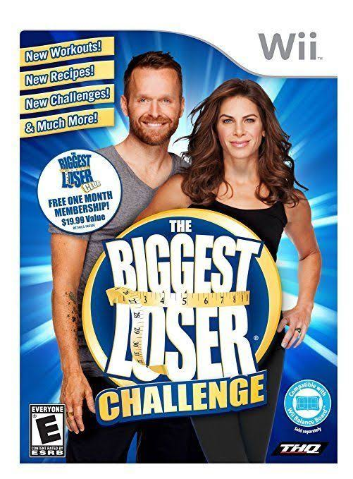 The Biggest Loser Challenge - Nintendo Wii