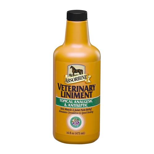 Absorbine Veterinary Liniment Topical Analgesic & Antiseptic