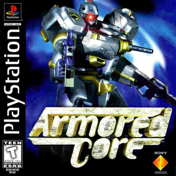 Armored Core - PlayStation 1