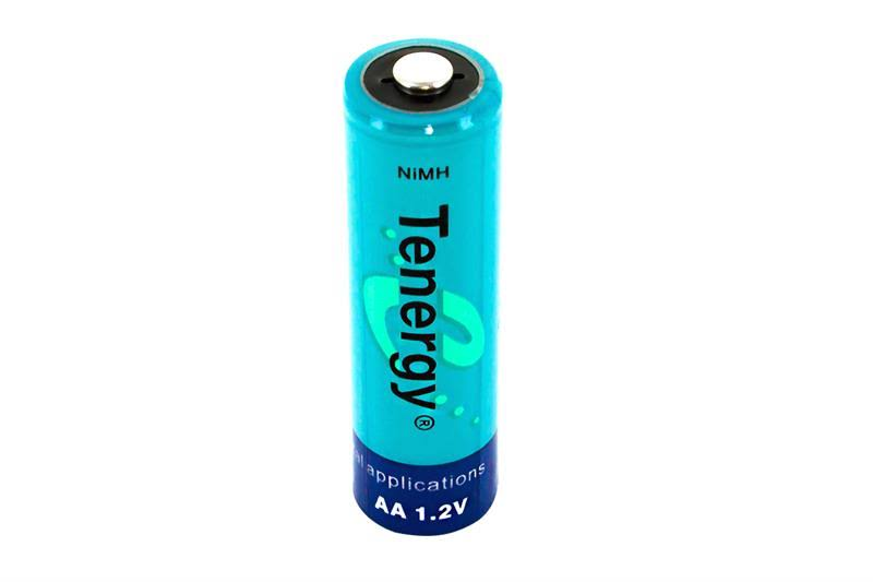Tenergy AA 2600mah NiMH Rechargeable Battery
