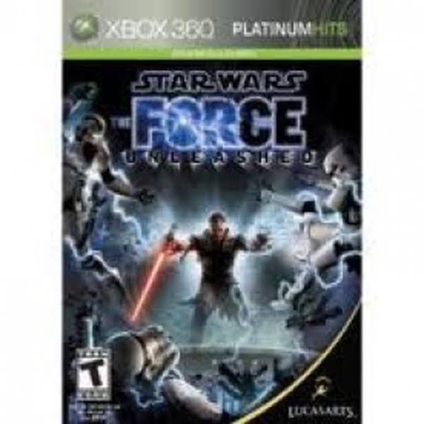 Star Wars: The Force Unleashed Game - Xbox 360