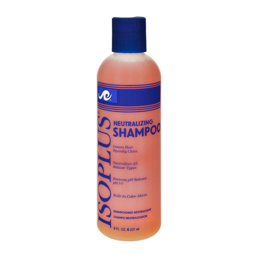 Isoplus Neutralizing Shampoo Plus Conditioner - 8oz