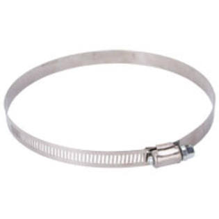Mintcraft #88 Stainless Steel with Carbon Screw Hose Clamp - Pack of 10