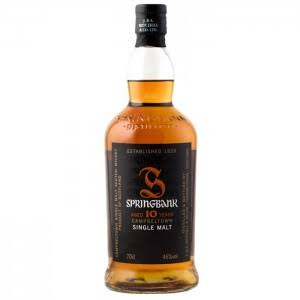Springbank Single Malt Scotch