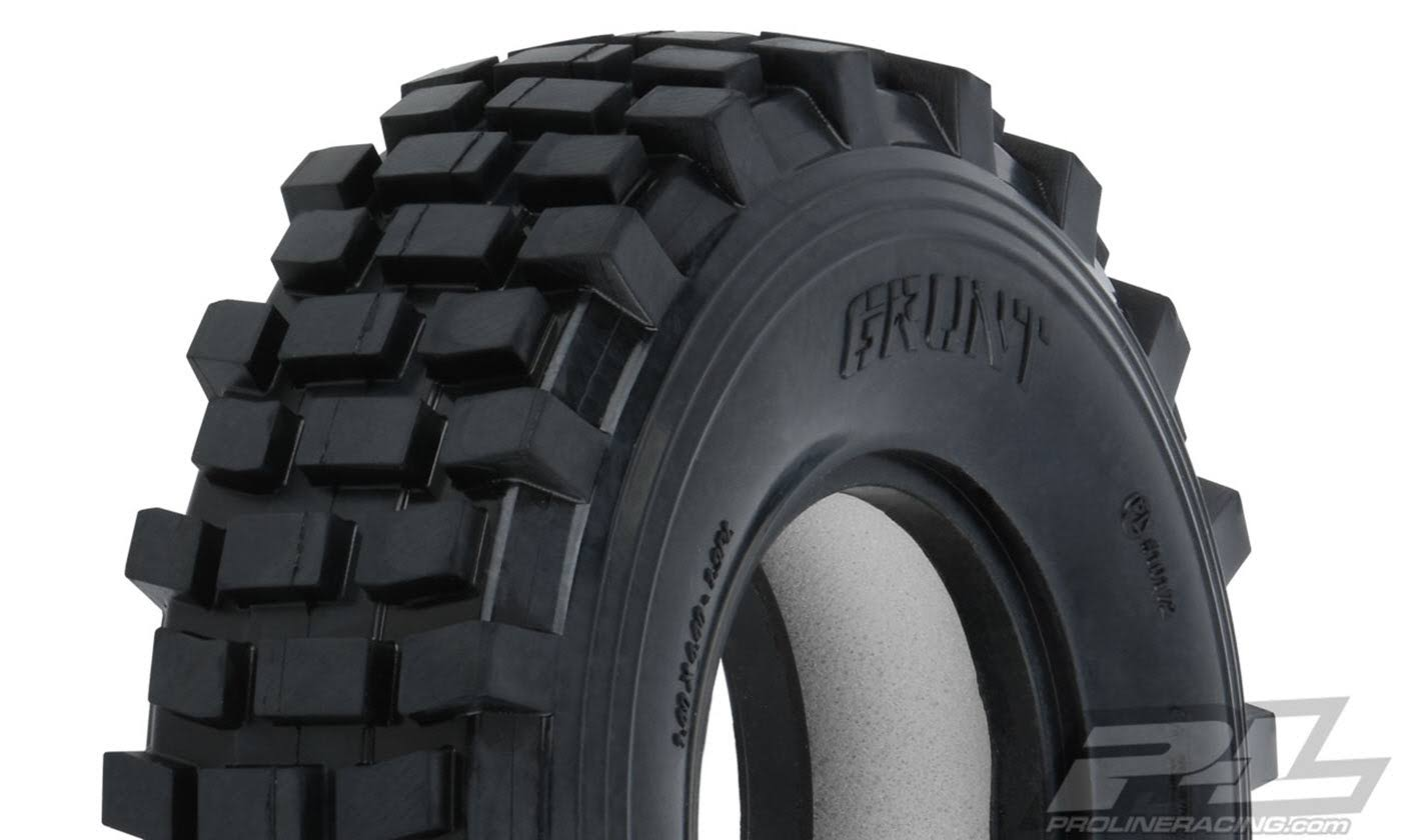 "Pro Line Grunt 1.9"" G8 Rock Terrain Truck Tires for F/R PRO1017214"