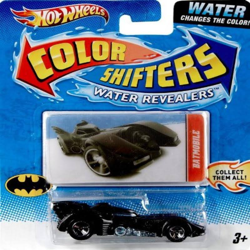 Hot Wheels Color Shifters Glow