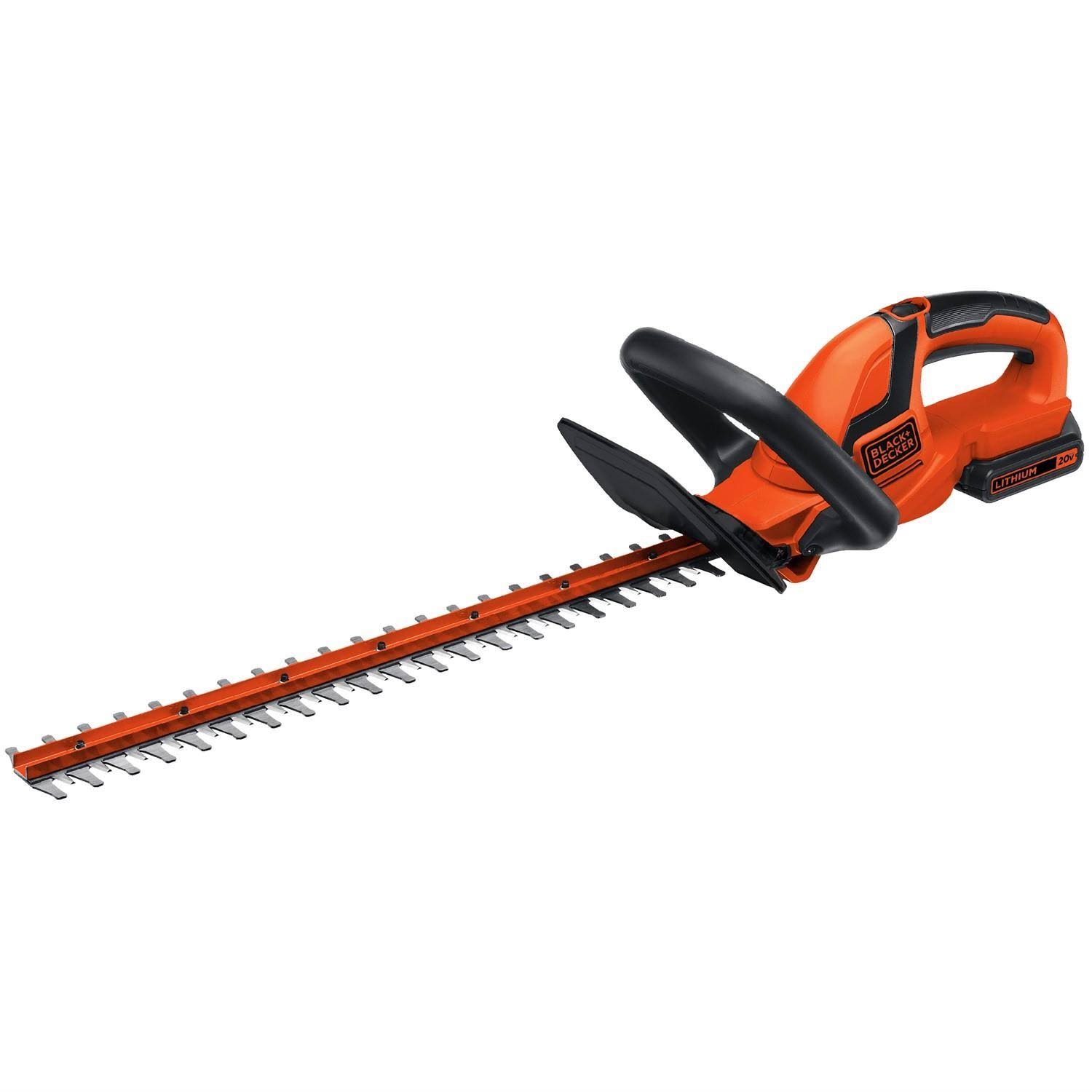 Black & Decker Cordless Hedge Trimmer - 20V