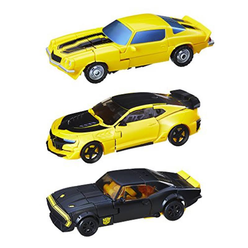 Transformers Bumblebee Evolution 3-Pack ( Exclusive)