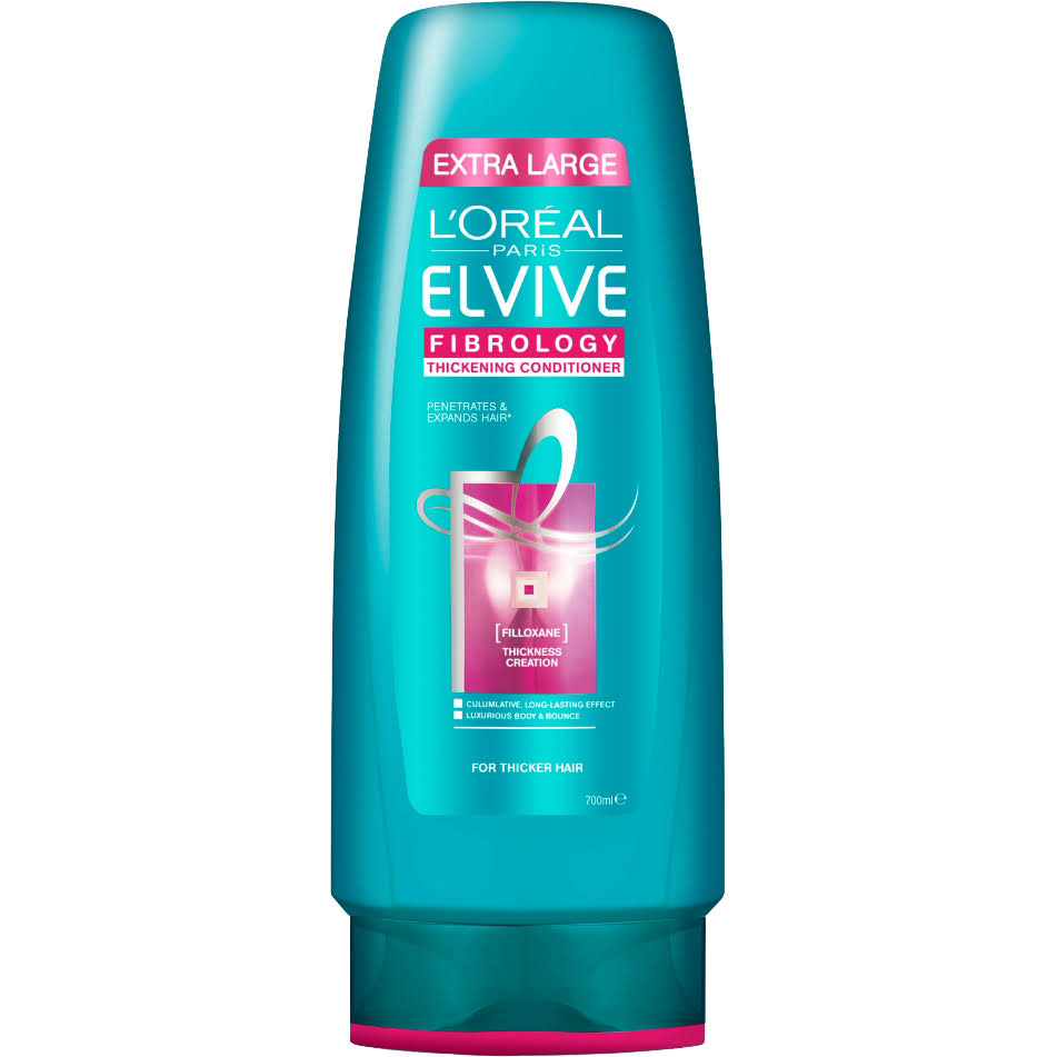 Loreal Elvive Fibrology Thickening Conditioner 700 ml