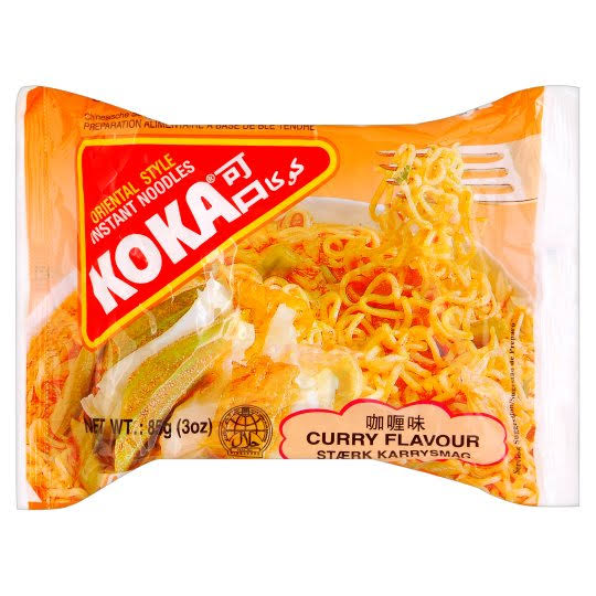 Koka Noodles - Curry Flavor, 85g