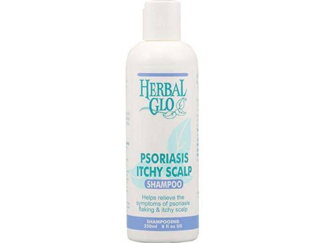 Herbal Glo Psoriasis Itchy Scalp Shampoo - 8oz