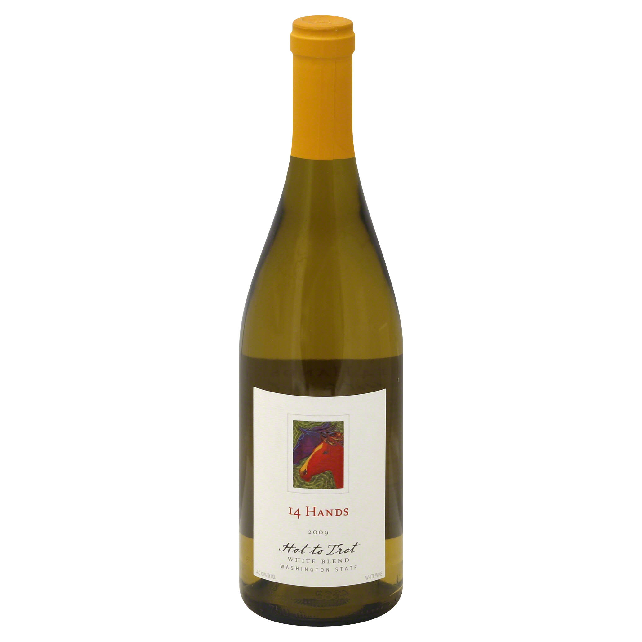 14 Hands Hot to Trot White Blend - 750ml
