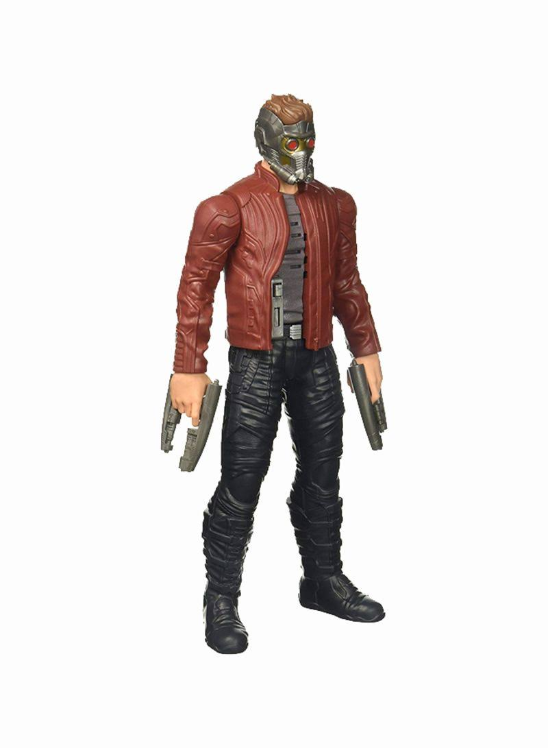 Marvel Guardians of the Galaxy Electronic Music Mix Star Lord - 12""