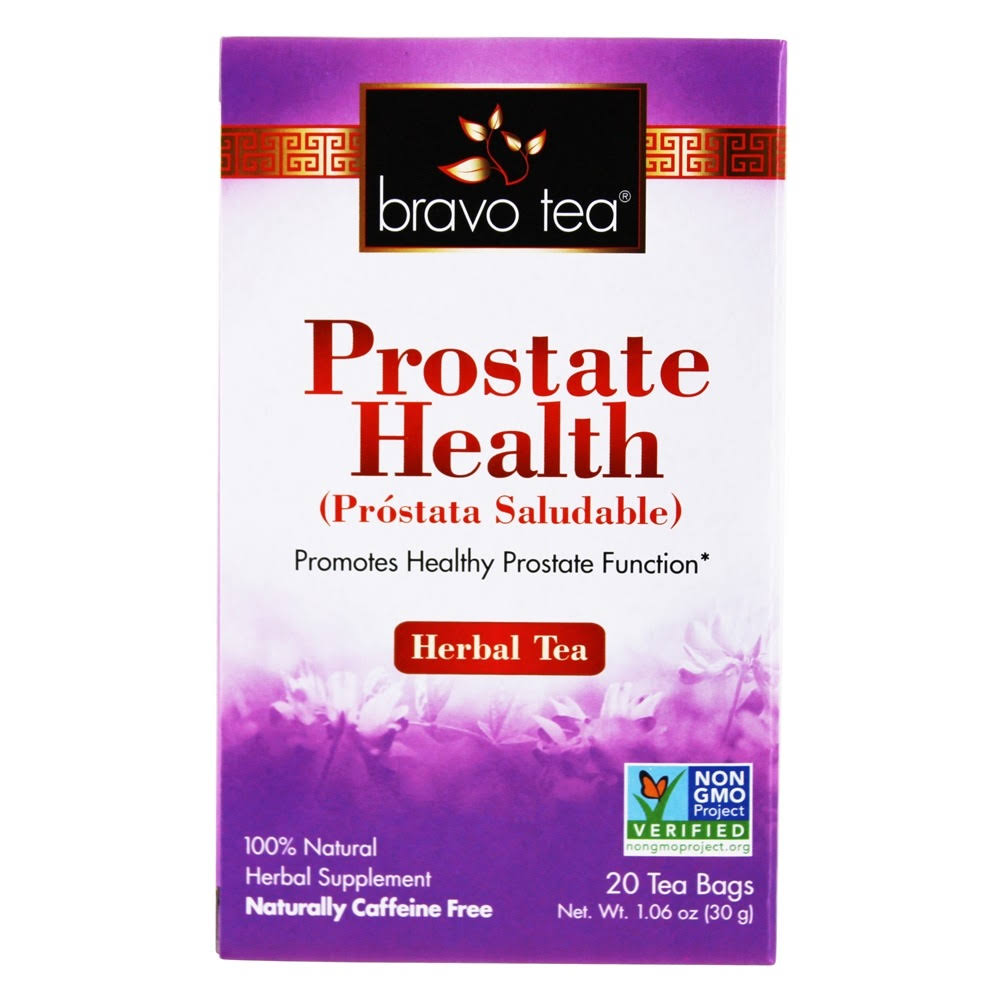 Bravo Tea Prostate Health Tea