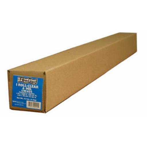 Berry Plastics Polyethylene Film - Black, 20' x 100'