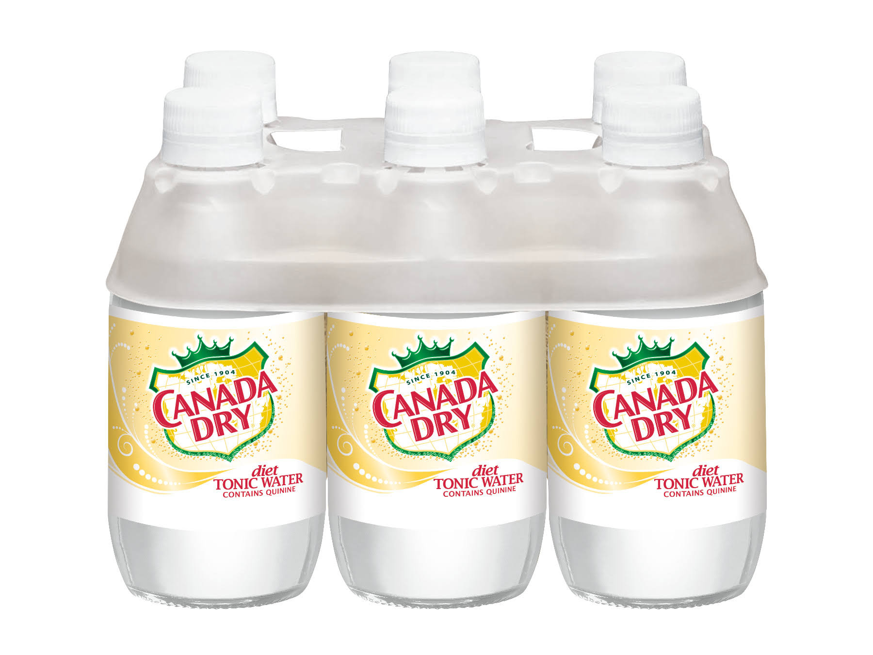 Canada Dry Diet Tonic Water - 10 fl oz