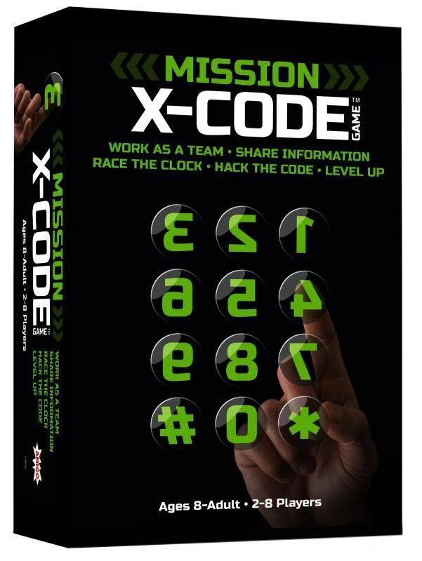 X-Code Game