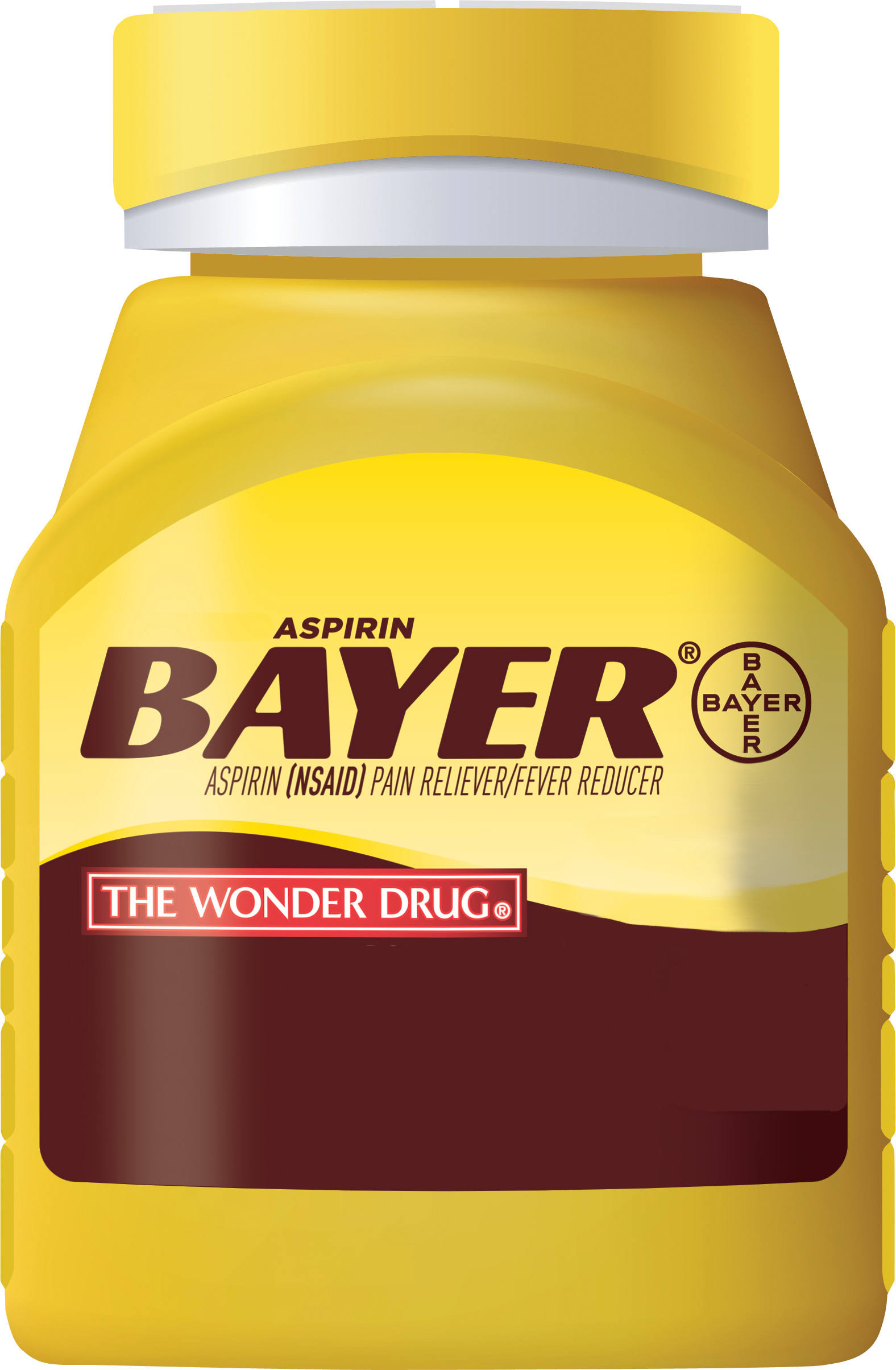 Bayer Aspirin Pain Relief Coated Tablets - 200ct