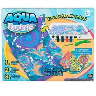 Play Visions Inc. Aqua Illusions Art Set