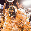 Oklahoma State's Mike Gundy Doused in Cheez-Its After Bowl Win ...