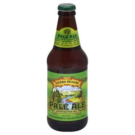 Sierra Nevada Beer, Pale Ale - 12 fl oz