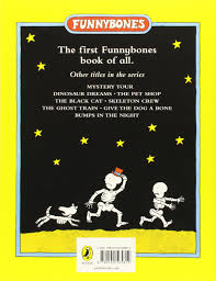 Childrens Halloween Books Pdf by Funnybones Allan Ahlberg Janet Ahlberg 9780140565812 Amazon