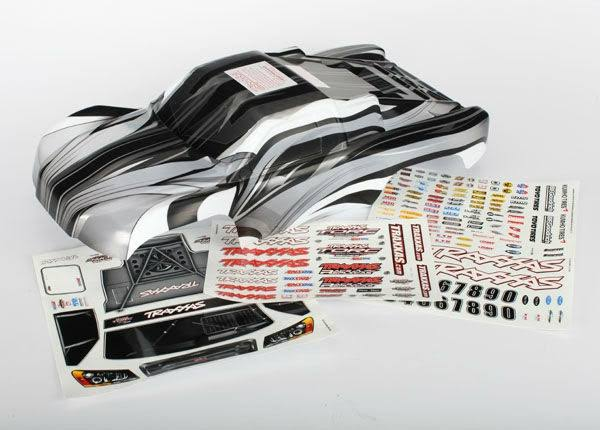 Traxxas Body Slash 4x4 ProGraphix