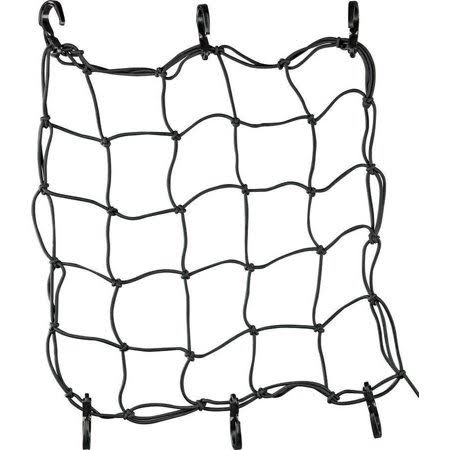 "ProSource Cargo Net - 15"" x 30"", 12 Hooks"