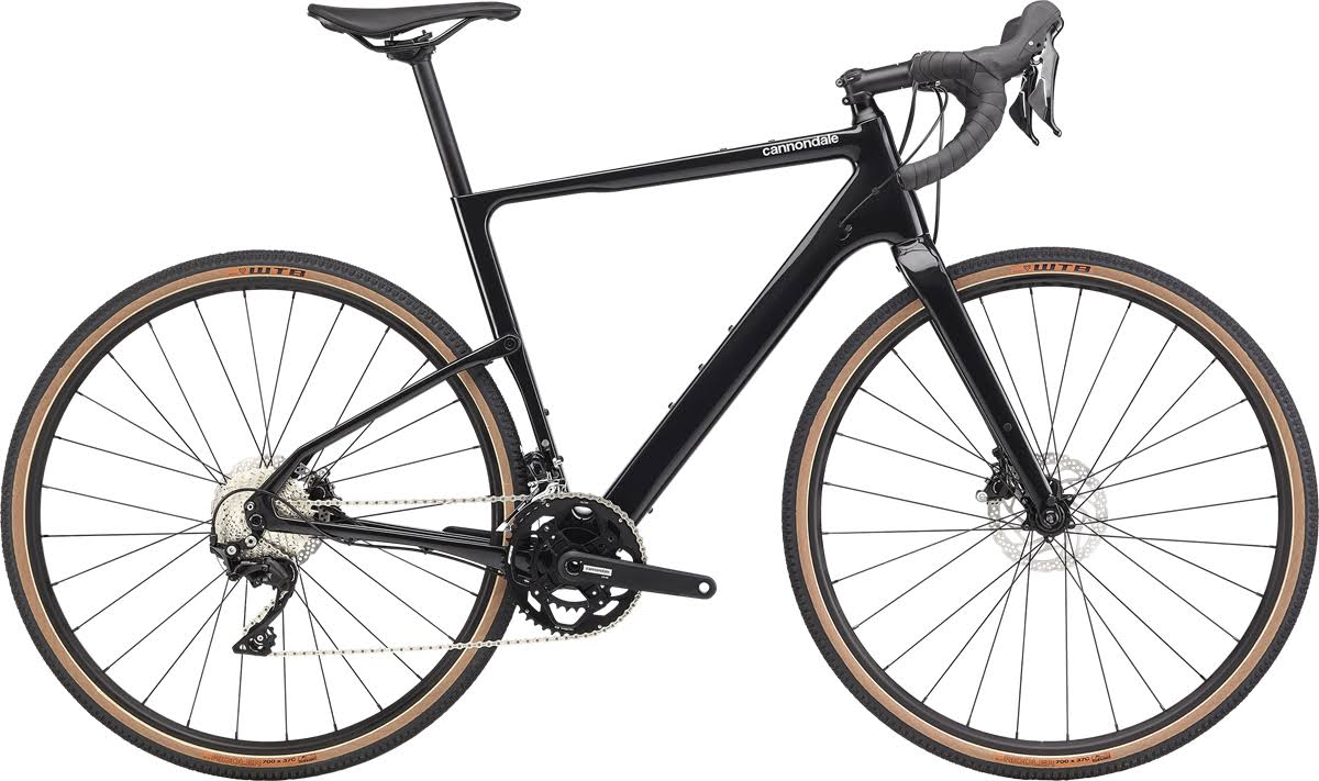 Cannondale Topstone Carbon 105 2020 - Black